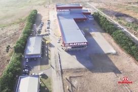 Ferraz foi a empresa responsável pela nova fábrica da Matsuda no Ceará